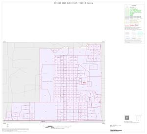 Primary view of object titled '2000 Census County Block Map: Yoakum County, Inset B01'.