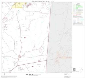 Primary view of object titled '2000 Census County Block Map: Walker County, Block 10'.