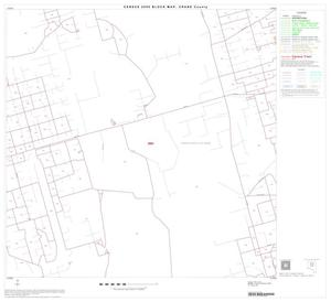 Primary view of object titled '2000 Census County Block Map: Crane County, Block 5'.