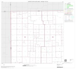 Primary view of object titled '2000 Census County Block Map: Crosby County, Block 1'.