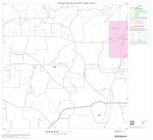 Primary view of object titled '2000 Census County Block Map: Cass County, Block 6'.