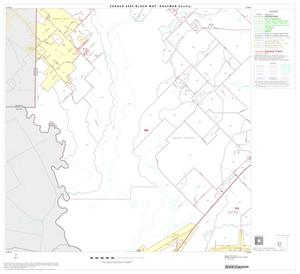 Primary view of object titled '2000 Census County Block Map: Kaufman County, Block 7'.