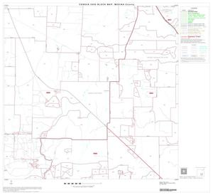 Primary view of object titled '2000 Census County Block Map: Medina County, Block 15'.