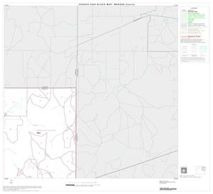 Primary view of object titled '2000 Census County Block Map: Menard County, Block 3'.