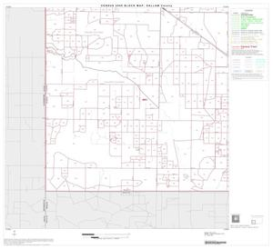Primary view of object titled '2000 Census County Block Map: Dallam County, Block 4'.