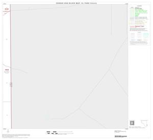 Primary view of object titled '2000 Census County Block Map: El Paso County, Block 73'.