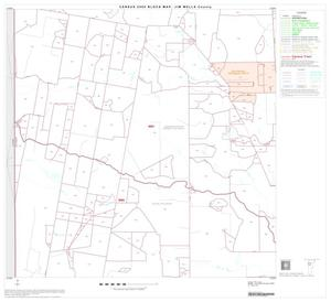 Primary view of object titled '2000 Census County Block Map: Jim Wells County, Block 4'.
