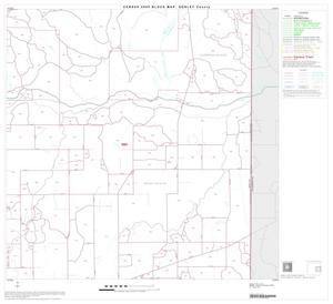 Primary view of object titled '2000 Census County Block Map: Donley County, Block 6'.