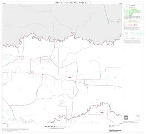Primary view of object titled '2000 Census County Block Map: Titus County, Block 2'.