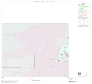Primary view of object titled '2000 Census County Block Map: Aransas County, Inset B01'.