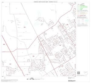 Primary view of object titled '2000 Census County Block Map: Harris County, Block 45'.
