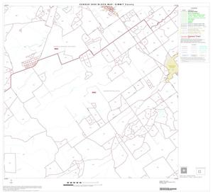 Primary view of object titled '2000 Census County Block Map: Dimmit County, Block 6'.