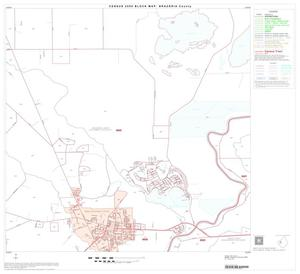 Primary view of object titled '2000 Census County Block Map: Brazoria County, Block 23'.