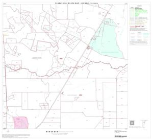 Primary view of object titled '2000 Census County Block Map: Jim Wells County, Block 5'.