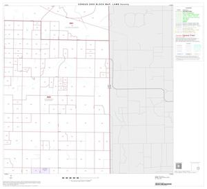 Primary view of object titled '2000 Census County Block Map: Lamb County, Block 12'.