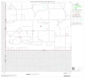 Primary view of object titled '2000 Census County Block Map: Deaf Smith County, Block 9'.