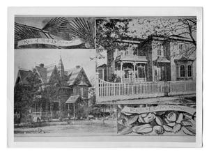 Primary view of object titled '[H.J. Lutcher & C.M. Rein Residences]'.