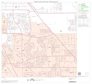 Primary view of object titled '2000 Census County Block Map: Harris County, Block 99'.
