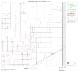 Primary view of object titled '2000 Census County Block Map: Deaf Smith County, Block 8'.