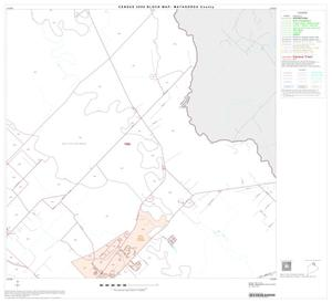 Primary view of object titled '2000 Census County Block Map: Matagorda County, Block 5'.