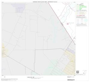 Primary view of object titled '2000 Census County Block Map: Aransas County, Block 11'.
