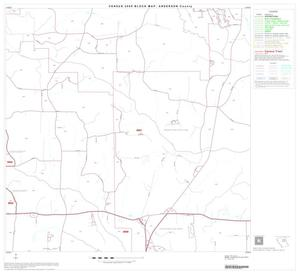 Primary view of object titled '2000 Census County Block Map: Anderson County, Block 9'.