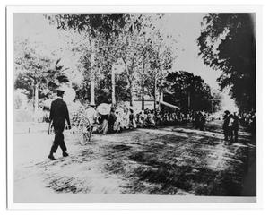 Primary view of object titled '[Japanese Parade]'.
