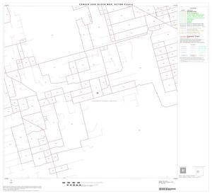 Primary view of object titled '2000 Census County Block Map: Ector County, Block 12'.