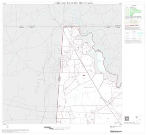 Primary view of object titled '2000 Census County Block Map: Reeves County, Block 1'.