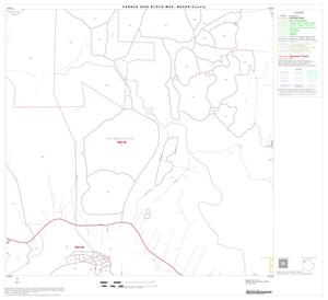 Primary view of object titled '2000 Census County Block Map: Bexar County, Block 18'.