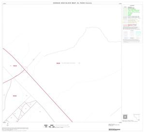 Primary view of object titled '2000 Census County Block Map: El Paso County, Block 82'.