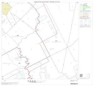 Primary view of object titled '2000 Census County Block Map: Brazoria County, Block 26'.