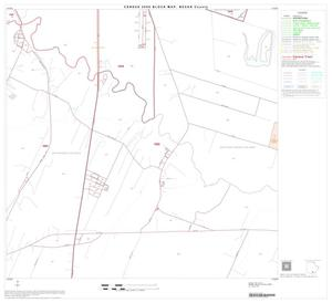 Primary view of object titled '2000 Census County Block Map: Bexar County, Block 91'.