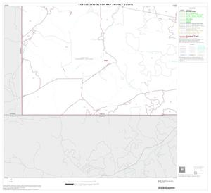 Primary view of object titled '2000 Census County Block Map: Kimble County, Block 9'.