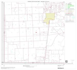 Primary view of object titled '2000 Census County Block Map: Jim Wells County, Block 14'.