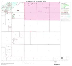 Primary view of object titled '2000 Census County Block Map: Lubbock County, Block 37'.