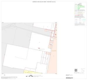 Primary view of object titled '2000 Census County Block Map: Reeves County, Inset B04'.
