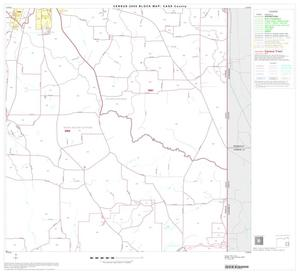 Primary view of object titled '2000 Census County Block Map: Cass County, Block 12'.