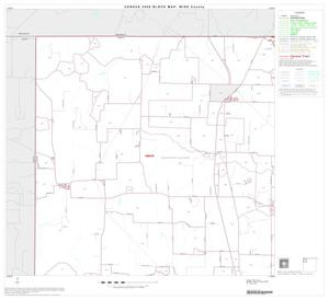 Primary view of object titled '2000 Census County Block Map: Wise County, Block 1'.