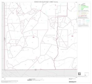 Primary view of object titled '2000 Census County Block Map: Dimmit County, Block 9'.