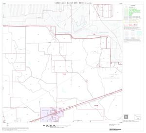 Primary view of object titled '2000 Census County Block Map: Bowie County, Block 19'.