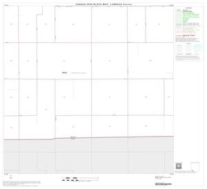 Primary view of object titled '2000 Census County Block Map: Lubbock County, Block 44'.