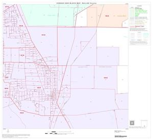 Primary view of object titled '2000 Census County Block Map: Dallas County, Block 86'.