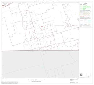 Primary view of object titled '2000 Census County Block Map: Andrews County, Block 21'.