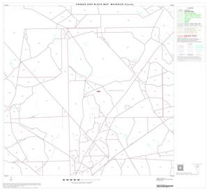 Primary view of object titled '2000 Census County Block Map: Maverick County, Block 7'.