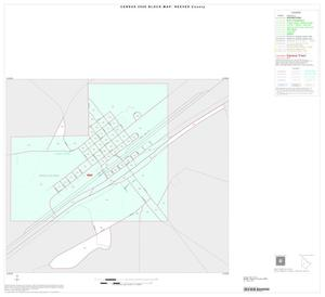 Primary view of object titled '2000 Census County Block Map: Reeves County, Inset C01'.