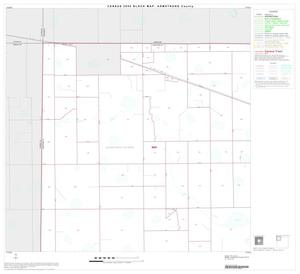 Primary view of object titled '2000 Census County Block Map: Armstrong County, Block 1'.