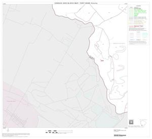 Primary view of object titled '2000 Census County Block Map: Fort Bend County, Block 57'.