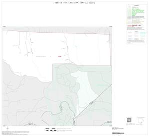 Primary view of object titled '2000 Census County Block Map: Kendall County, Inset B09'.
