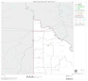 Primary view of object titled '2000 Census County Block Map: Smith County, Block 1'.